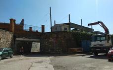 El paso inferior del ferrocarril entre los barrios de Navaliegos y la Estación estará cortado el lunes