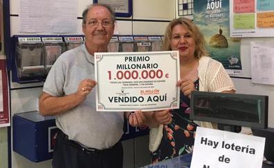 Alija del Infantado resulta agraciado con el boleto ganador de El Millón del Euromillones
