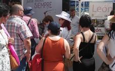 Primer día de 'León, para volver siempre' en la Feria de Muestras de Gijón