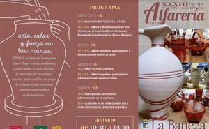 La Bañeza será el escaparate de 22 expositores en su XXXIII Feria Internacional de Alfarería