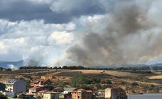 Incendio en La Copona