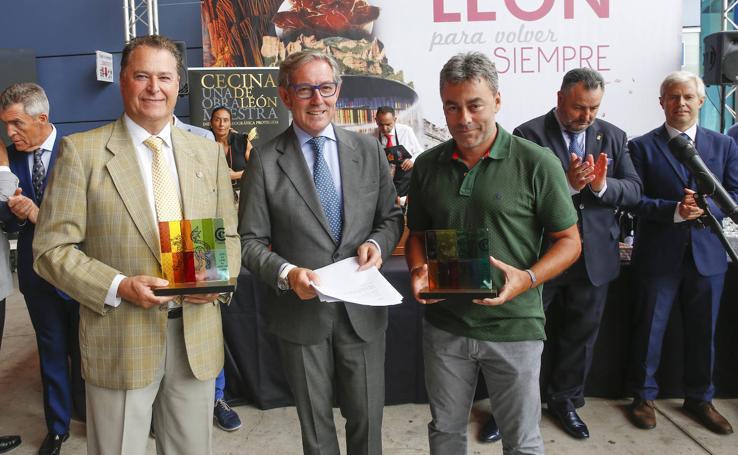 La Feria de Muestras de Gijón celebra el Día de León