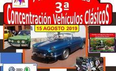 Último día para la inscripción en la 3ª Concentración de vehículos clásicos
