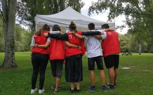11.567 niños, niñas y jóvenes participan en las actividades de Cruz Roja Juventud en León