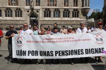 Los pensionistas exigen una reforma «digna, seria y rigurosa» de la Seguridad Social