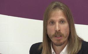 Pablo Fernández: «Como sigamos así, del pisito al derecho de pernada... vamos a volver al siglo XIV»