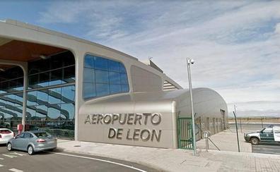 El Aeropuerto de León superó los 6.600 pasajeros en julio, casi un 40% más que en el mismo mes de 2018