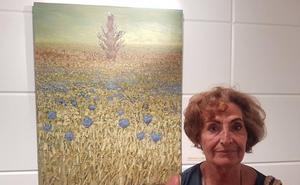 Santa María del Páramo inaugura una nueva exposición de pinturas