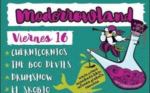 Joarilla de las Matas celebra la tercera edición del Modorrowland Fest