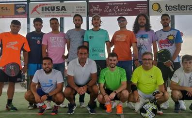 Pablo Láiz y Jorge García, campeones del Torneo de Pádel de Villacelama