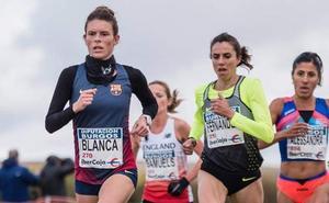 Blanca Fernández espera competir en la temporada de cross y sueña con Tokio 2020