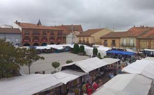 Valencia de Don Juan mantendrá este jueves su mercado semanal