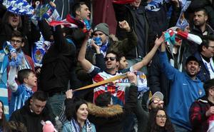 Los aficionados de la Ponferradina ya pueden adquirir sus entradas para el partido ante el Cádiz