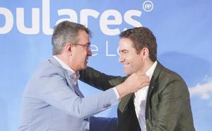 El PP de León acusa a Cendón de «falta de escrúpulos» por «vender como propio el trabajo del PP»