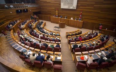 Las Cortes destina más de dos millones de euros a pagar dedicaciones exclusivas