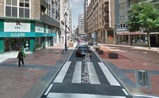 Ponferrada estudia que Camino de Santiago sea calle de «coexistencia» y no peatonal