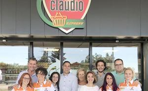 Claudio Express llega a Armellada creando cinco empleos