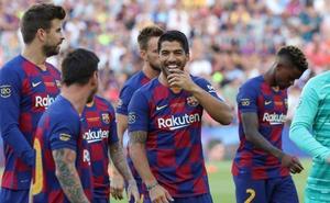 El bucle del Barcelona
