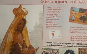 Robles de la Valcueva ultima la preparación de las fiestas en honor a 'Nuestra Señora de la Asunción'