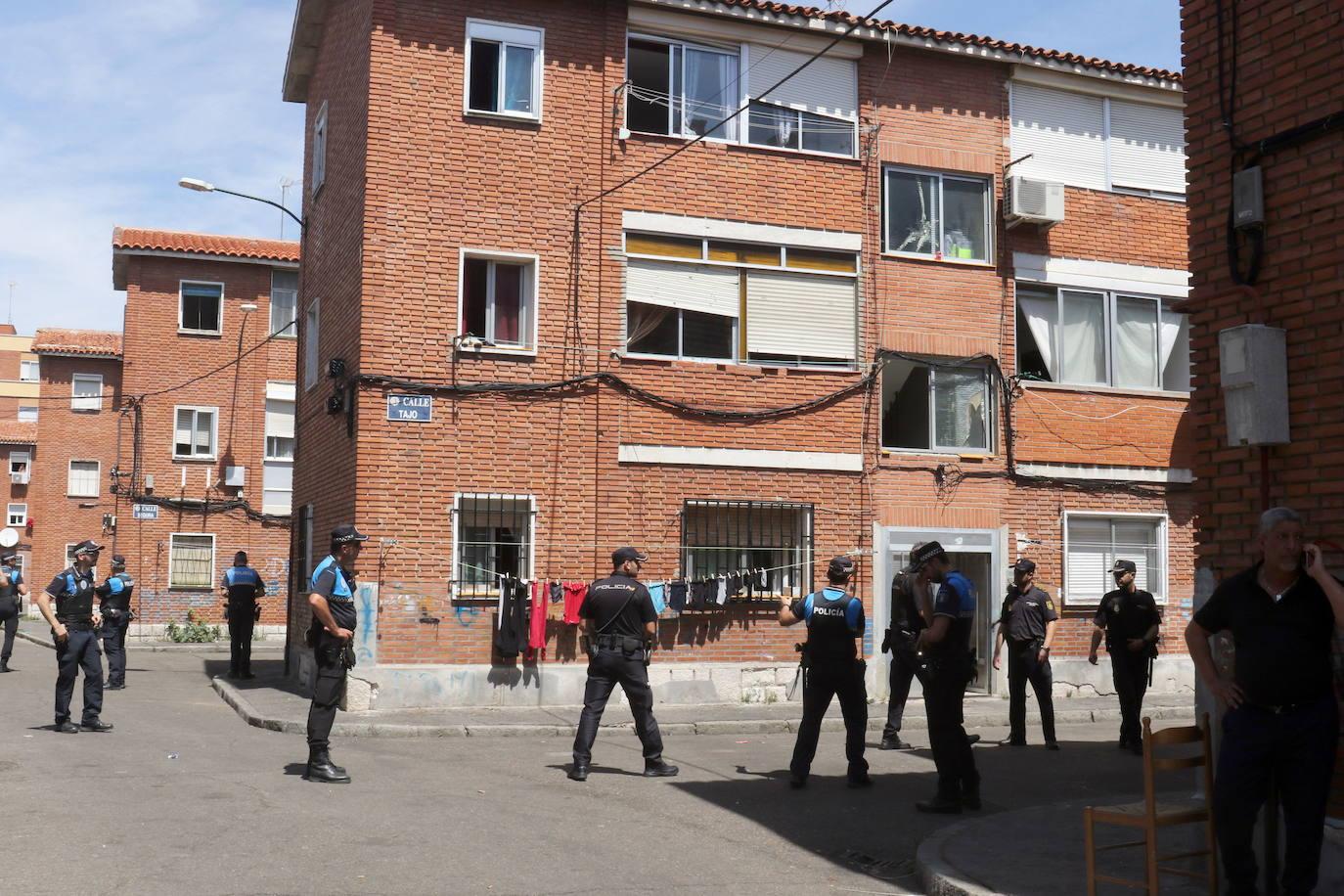 El clan de 'Los Píos' decide irse de Las Viudas tras el tiroteo sin heridos del sábado