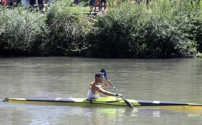 Guillermo Fidalgo repite victoria en el Descenso del Pisuerga
