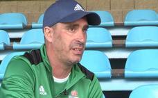 Bolo aboga por la valentía como argumento de la Deportiva en su regreso a Segunda