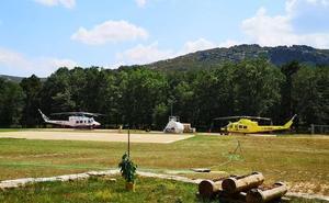 Un incendio forestal en Toreno arrasa con más de tres hectáreas de matorral