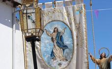 Nuestra Señora brilla en Arcahueja