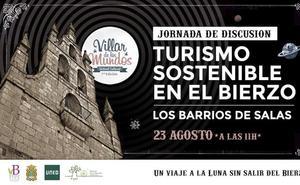 El turismo sostenible en Los Barrios de Salas protagoniza la apertura del Festival Villar de Los Mundos