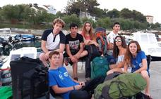 Los bachilleres de Peñacorada participan en la Operation Wallacea en Croacia con tareas de investigación ecológica