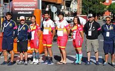 España, subcampeona de Europa de slalom por equipos en Villablino
