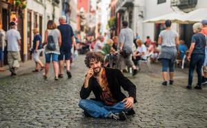 Música siciliana con flamenco y jazz en Cerezales del Condado