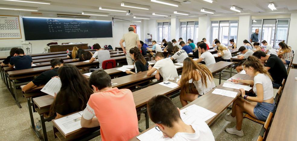 Las universidades estudiarán en septiembre si existen diferencias de dificultad en la Selectividad de las CCAA