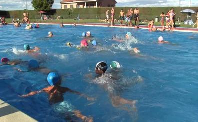 Fresno de la Vega disfruta de piscinas en un verano completo