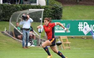 La olímpica María Casado protagonizará en Valencia de Don Juan una jornada de iniciación al rugby 7