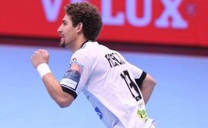 Acacio Marqués vuelve a lesionarse en el primer partido de pretemporada ante el Nantes