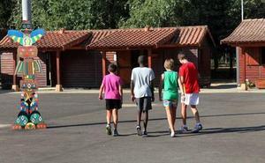 El Coto Escolar de León mantiene dos turnos con plazas libres para este verano