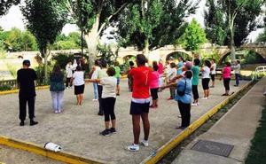 Más de 700 leoneses participan en los talleres de deporte al Aire Libre del Ayuntamiento