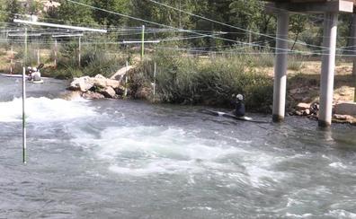 El canal de Sabero se posiciona para organizar el Europeo Aguas Bravas en 2021