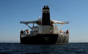 Gibraltar rechaza la petición de EE UU para confiscar el petrolero iraní retenido desde julio