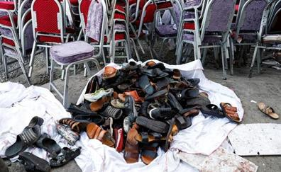 Un atentado suicida en una boda en Kabul deja 63 muertos y 182 heridos