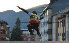 Francia domina en el mundial de Skate Cross Dowhill