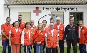 Sahagún pone en marcha su Equipo de Respuesta Básica en Emergencias de la Cruz Roja