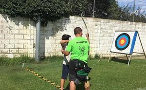 Éxito total de la II Jornada de puertas abiertas de tiro con arco en la Eragudina