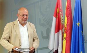 Igea: «Un procurador por Valladolid no necesita una instalación para pernoctar»