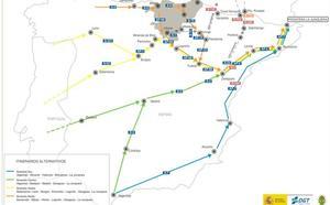 La Cumbre del 'G7' altera y multiplica el tráfico en la León-Burgos