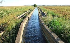 La Junta dedica 1,3 millones de euros a la mejora de 128 hectáreas de regadíos en León