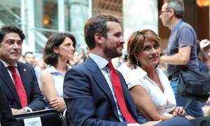 Casado aboga por una estrategia conjunta con Cs en caso de elecciones
