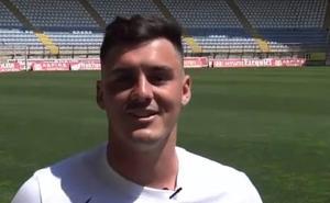 Lucas Giffard: «Vamos a hacer todo lo posible para ascender a Segunda»