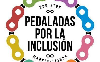 Jesús Vidal apadrina el reto 'Pedaladas por la Inclusión: Madrid-Lisboa non stop'